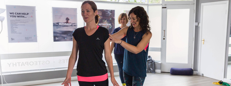 rebecca haroutunian womens fitness trainer brighton