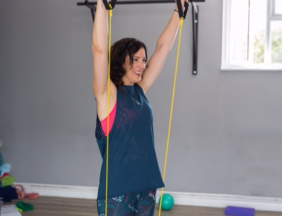 hcr every woman fitness class hove