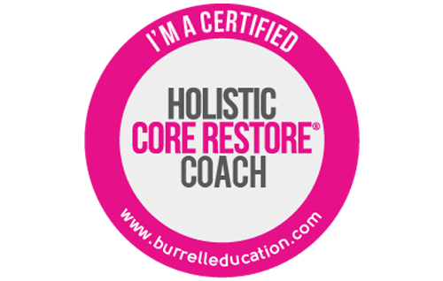 certified holistic core restore trainer brighton