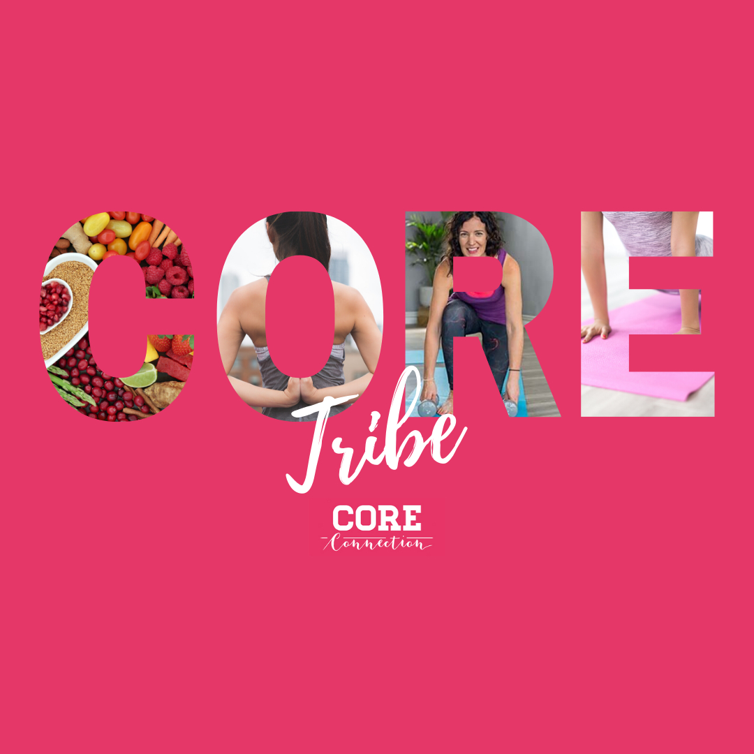 core tribe online women's health and fitness programme